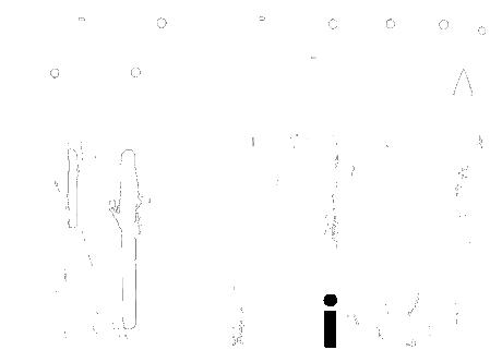 logotipo Muestra Internacional Cine FRONTEiRAS