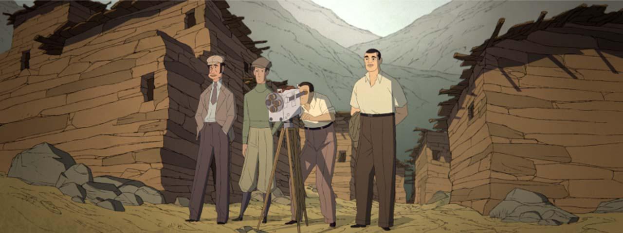 Buñuel en el laberinto de las tortugas SALVADOR SIMÓ, JOSÉ MARÍA FERNÁNDEZ VEGA